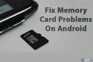 چگونه مشکل فرمت نشدن کارت SD در اندروید را حل کنیم؟