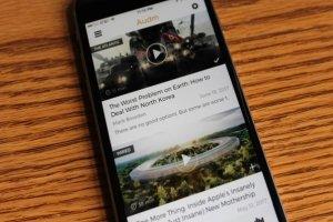 خلاقیت جدید نیویورک تایمز در ارائه مطالب به شیوه گفتاری