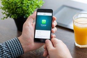 چگونه در واتساپ مخاطب جدید اضافه کنید