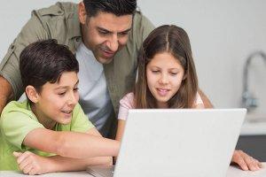 راهنمای ویژگی کنترل والدین ویندوز 10 برای امنیت کودکان در اینترنت