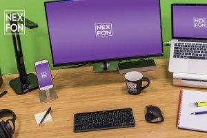 با نکسفون همهجا میتواند دفتر کار شما باشد