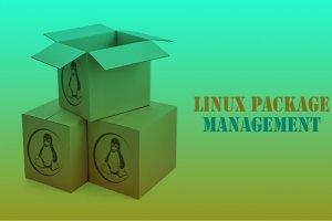 معرفی و آشنایی با نرمافزارهای مدیریت بسته در سیستمعامل لینوکس