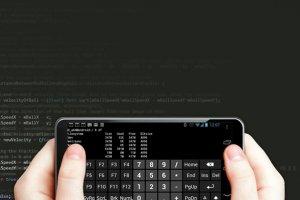 آیا می شود با گوشی اندرویدی برنامهنویسی کرد؟