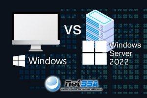 تفاوت ویندوز سرور و ویندوزهای معمولی PC در چیست؟