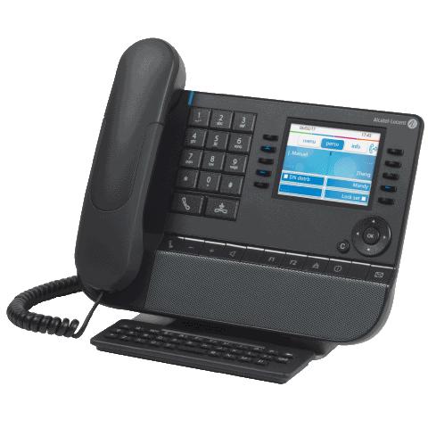 تلفن 8058s آلکاتل لوسنت Alcatel Lucent IP Phone