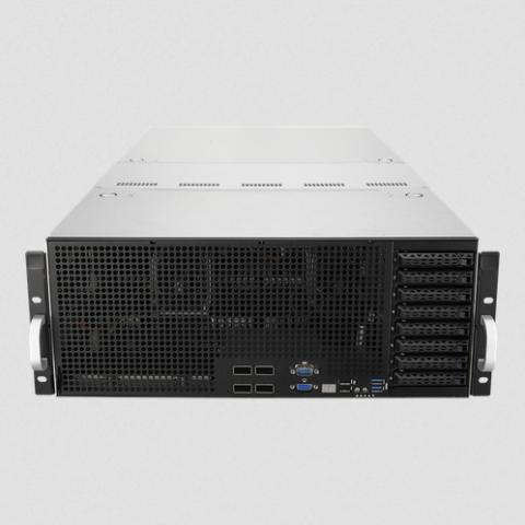 سرور رکمونت ایسوس ASUS ESC8000 G4/10G