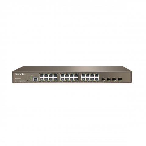 سوئیچ مدیریتی POE تندا مدل TENDA TEG3224P