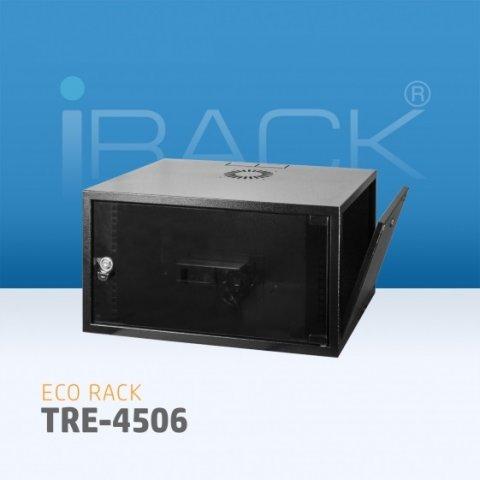 رک دیواری iRACK مدل TRE-4506