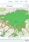 پوشش سیگنال 4G/3G اپراتورهای تلفن همراه را در شهرهای ایران ببینید