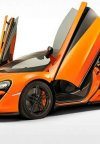 شرکت مکلارن خودروی 570S سوپرکار را روانه بازار کرد + عکس