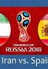 پخش زنده و آنلاین بازی ایران و اسپانیا