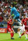 گالری عکس: حساس ترین لحظات بازی ایران و اسپانیا