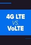 چه تفاوتی بین LTE و VoLTE وجود دارد؟