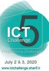 پنجمین دوره مسابقات ICT Challenge  دانشگاه صنعتی شریف 12 و 13 تیرماه برگزار میشود
