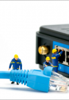آشنایی با تجهیزات شبکه: کارت شبکه، هاب، سوئیچ، روتر، بریج، گیتوی، مودم، ریپیتر، اکسسپوینت