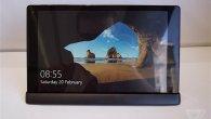 گالری عکس: اولین تبلت دو کاره آلکاتل با دو باتری، LTE و ویندوز 10