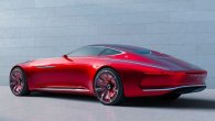 گالری عکس: با شیکترین خودروی الکتریکی بنز آشنا شوید!