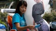 گالری عکس: در صفهای طولانی خریداران آیفون ۷ چه خبر است؟
