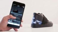 کفشی با نمایشگر LED گامهای شما را به گرافیک تبدیل میکند