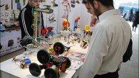 گالری عکس: نمایشگاه رباتیک و مکاترونیک دانشگاه تهران