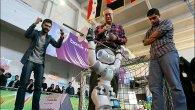 گالری عکس: مسابقات بینالمللی رباتیک دانشگاه امیرکبیر