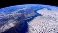 گالری عکس: از دید فضانوردان زمین چه شکلی است