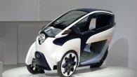 خودروی الکتریکی جمعوجور تویوتا با طراحی پروانهای معرفی شد + گالری عکس