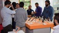 گزارش تصویری نمایشگاه تلکام 2017 - روز اول