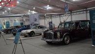 گزارش تصویری: خودروهای کلاسیک نمایشگاه خودروی تهران