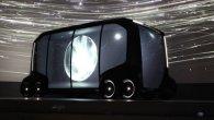 خودروی خودران مفهومی تویوتا مخصوص جابجایی مسافر و تحویل پیتزا