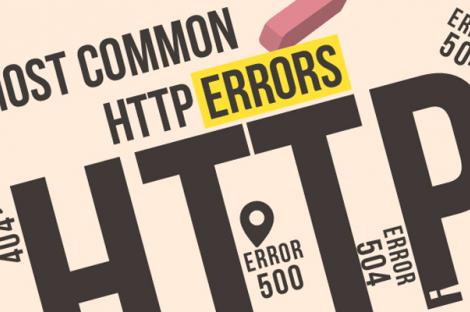 10 پیغام خطای رایج HTTP و علت بروز هر یک از آنها (بخش اول)