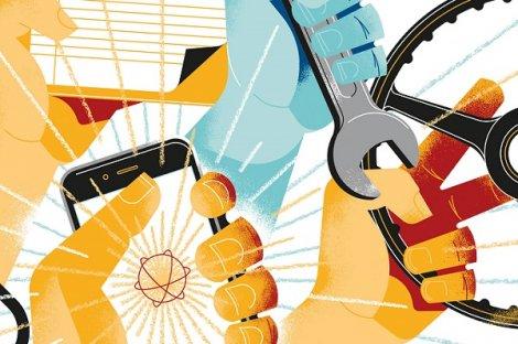 تاثیرات مخرب اقتصاد گیگ بر زندگی کارگران و خانواده آنها