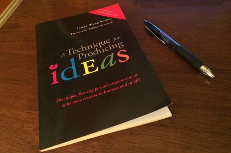 اگر به فکر خلق ایدههای ناب هستید از این تکنیک استفاده کنید