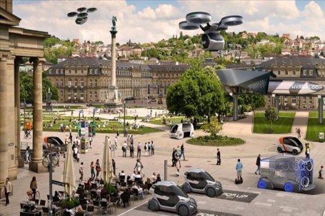 نقش اینترنت اشیا در ویژگیهای شهر هوشمند